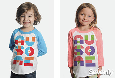 Sevenly is Shining A Light on Autism