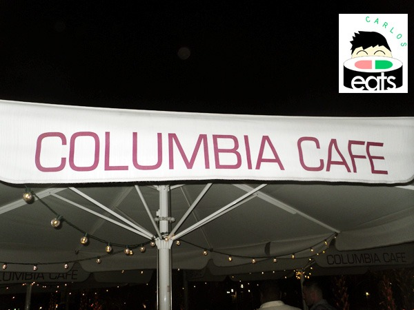The Columbia Cafe