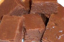 Microwave Fudge